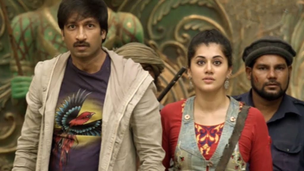 You Can Watch Sahasam Telugu Movie For Free